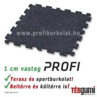 Profi puzzle gumilap - 1 cm vastag szórt mintás